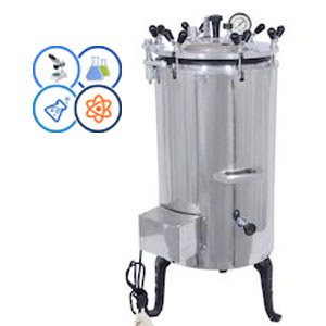 Wing Nut Autoclave