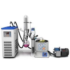 Rotary Vacuum Evaporator With Buchi Type