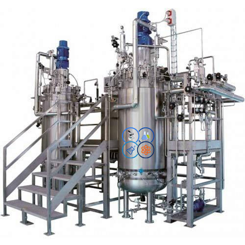 Stainless Steel Bioreactor
