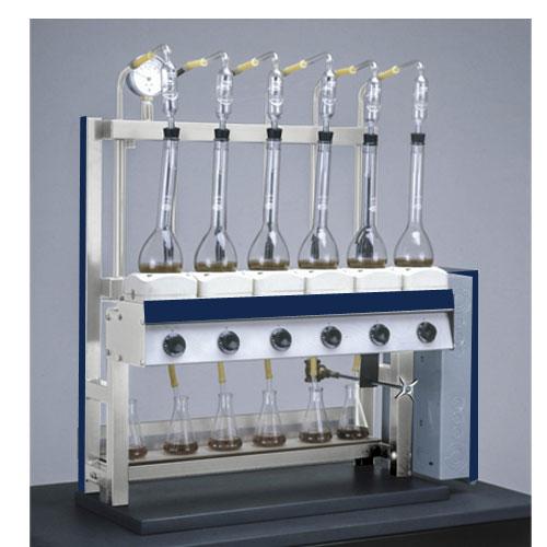 Kjeldahl Digestion Distillation Unit