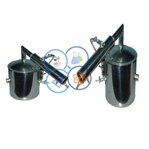 Tabletop Water Distiller