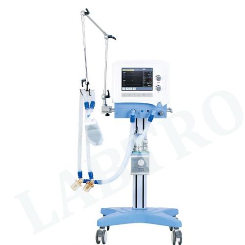 ICU Ventilator Venturi Model