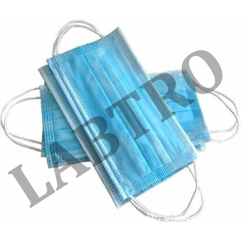 Non woven Face mask Disposable 3 Ply